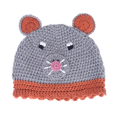 Mouse Beanie Hat